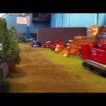 1/50 Maxim Crane yard dio