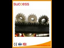 2 Lugs Nylon Rack Plastic Rack And Pinion