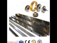 20 Teeth Helical Rack Used And Pinion