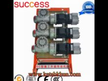 200/200 Elevator Construction Double Cage Building Hoist