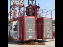 200m Building Elevator Construction Site Lift Construction Hoist
