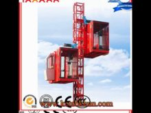 2017 Chian New Model China Aerial Suspended Platform For Construction ,Building Material Hoist