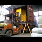 2017/6/13 40GP CONTAINER LOADING