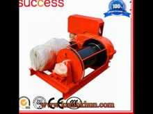 2*1000kg Sc100/100 2*2*15kw Electric Hoist,Twin Cage Elevator 2ton