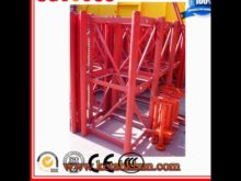 2*1000kg Sc100/100 Construction Electric Hoist,Passenger Lift