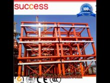 2*1000kg Sc100/100 Construction Electric Winch Hoist