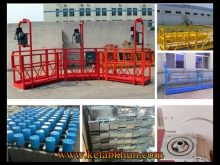 250kg Suspended Scaffolding Supplier Philippines