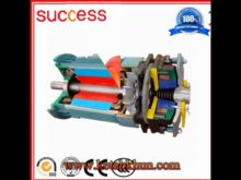 2t Construction Hoist Double Cage by Success