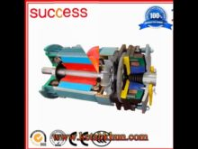 2ton Double Cabin Construction Hoist by Success
