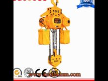3*11kw Sc200 Building Lifting Hoist