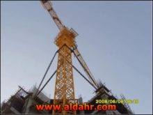 4 T Hammer Head Tower Crane Price Qtz40 TC4808