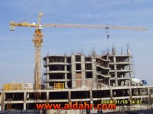 4 Tons Tower Crane Price for Sale in Dubai Qtz40 TC4808