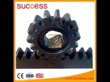 6 Lugs Plastic Rack For Standard Transmission Machine Nylon Gear Rack And Pinion
