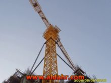 6 ton tower crane