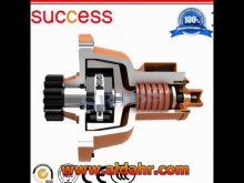 AC 3 Phase Electric Motors AC Motor