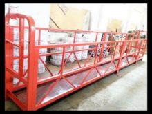 Advanced Crane Loading Platform