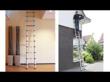 Altrex Telescopic Ladders