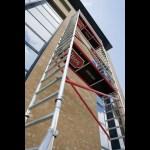 Aluminium scaffolds, rolsteiger, gerüste