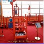 Aluminum Power Lift Climber/Bmu Gondola Zlp1000