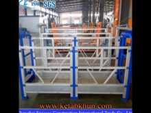 Aluminum Stage Lift Elevated Work Platform