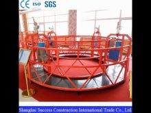 Anti Tilted Rope Suspended Platform