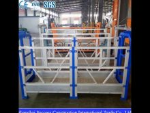 Anti Tilted Suspended Platform Hoist