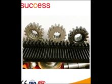 Autogate Gear Rack Pinion Cnc Gear Rack Pinion