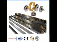 Automatic Rack With High Quality Material And Precision Automatic Gate Gear Rack