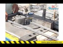 Bar Bending Machine- Spartan's Leadership.flv