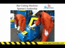 Bar Cutting Machine- Spartan's Leadership.flv