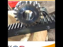 Bevel Gears And Pinions