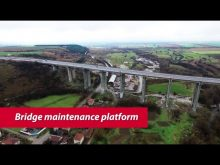 Bridge Maintenance Platform | Special | Altrex