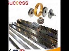 Building Elevator Spare Parts Rack And Pinion Steering/Small Rack And Pinion Gears