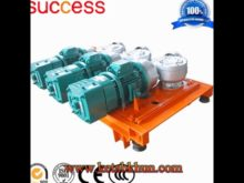 Building Hoist & Tower Crane China Mast Section Customer Made