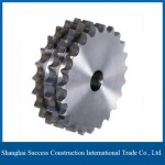 Building Lift Gear Racks Construction Hoist Parts Galvanized Gear Rack