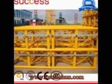 Building Material Hoist Sc200/200g Construction Lifting Equipment Hoist