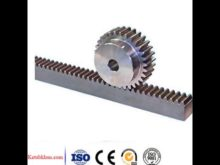 C45 M1 M2 M3 M4 M5 M6 M7 M8 M9 M10 Spur Gear Rack And Pinion