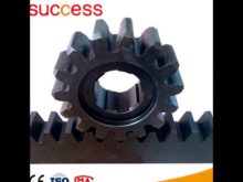 Carbon Steel/Stainless Steel Rack And Pinion Gears