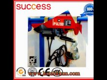 Cargo and Passenger Construciton Hoist for Sale by Success