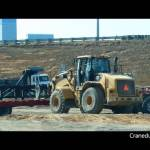 CAT IT62H loader unloading piledriver parts