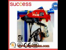Ce Approval Passenger and Material Hoist