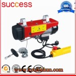 CE Approved Building Hoist with Double Cage SC200/200