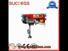 CE Approved Building Lifting Hoist with Double Cage