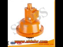 CE Approved Rack and Pinion Construction Hoist Safety Device SAJ30/SAJ40/SAJ50/SAJ60