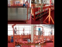 Cheap Price Material Lift Suspended Platform
