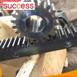 China Construction Lift Gear Rack