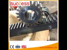 China Customized Nylon Rack And Pinion Gears 1