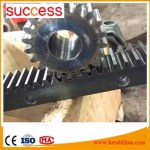 China Customized Nylon Rack And Pinion Gears