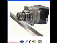 China High Quality Special Custom Gears Gear Rack And Pinion 1
