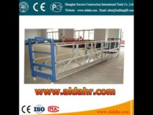 China Manufacturer ZLP Construction rope india suspended platform